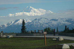 Mt. Denali of Alaska