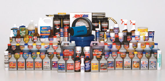 Amsoil - For everything that has a motor