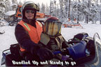 Snowmobilers are also often wheelers, quad runners or dirt bikers in summer