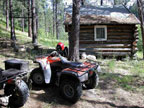 ATV's (or quads) are hugely popular these days in many states.