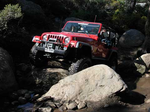 Rubicon Trail Home Page