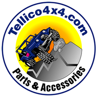 Visit Tellico4x4.Com for more Tellico info and great buys on off road parts